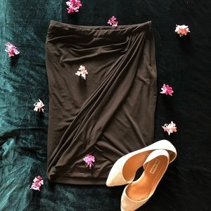 🖤 Black Pencil Skirt 🖤